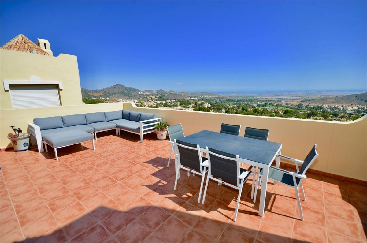 La Manga Club Resort - Duplex Penthouse La Manga Club Ressort, Costa Calida