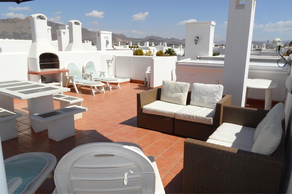 Costa Almeria Immobilien in Nähe von Golf Resorts - Apartments Phase 5 Mar de Pulpi, Costa Almeria