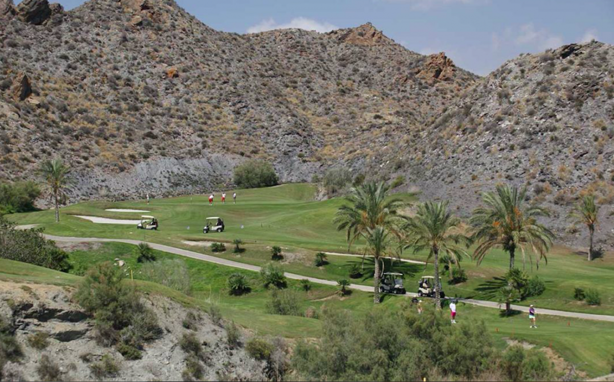 Costa Almeria Properties close to Golf Resorts - Apartments Phase 4, Mar de Pulpi, Costa Almeria