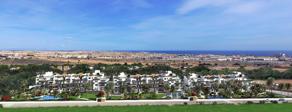 Golf Club Villamartín - Apartments Los Dolces. Muna, Golf Club Villamartin, Costa Blanca