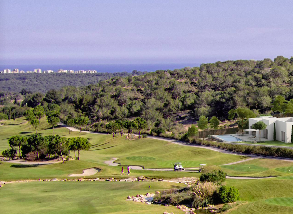Las Colinas Golf & Country Club - Exquisite Villa in Spaniens bestem Golf Resort, Costa Blanca