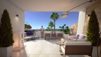 Wunderschöne SAMOA-Apartments, Golf Club Villamartin, Costa Blanca