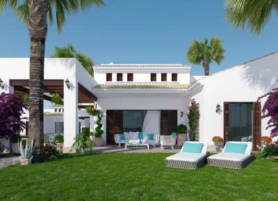 Villa zum Verlieben, La Finca Golf & Spa Resort, Costa Blanca