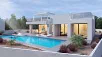Villa in Spaniens bestem Golf Resort Las Colinas, Costa Blanca