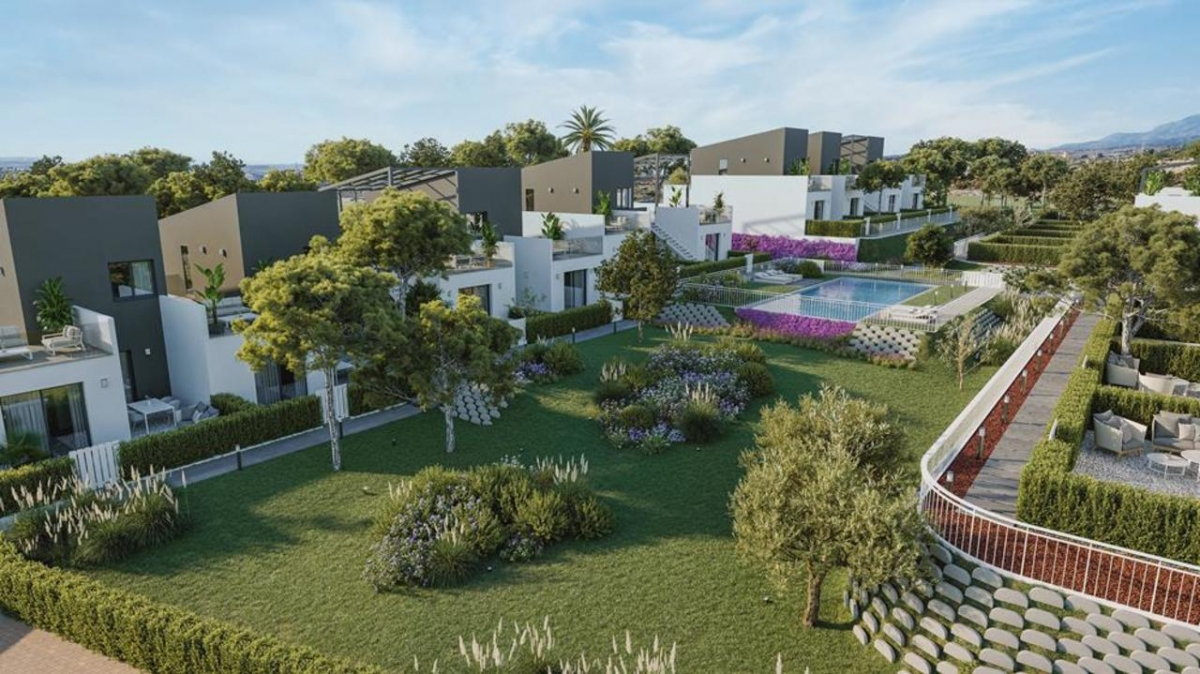 Altaona Golf & Country Village - Townhouses Altaona Golf & Country Village, Costa Calida