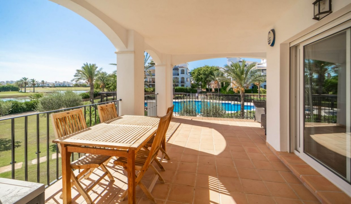La Torre Golf Resort - Fairway Apartment La Torre Golf Resort, Costa Calida