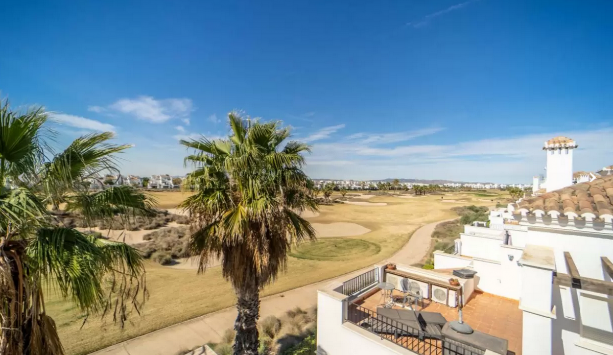 La Torre Golf Resort - Corner Fairway Townhouse La Torre Golf Resort, Costa Calida