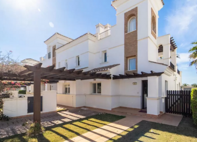 Eck-Fairway Townhouse La Torre Golf Resort, Costa Calida