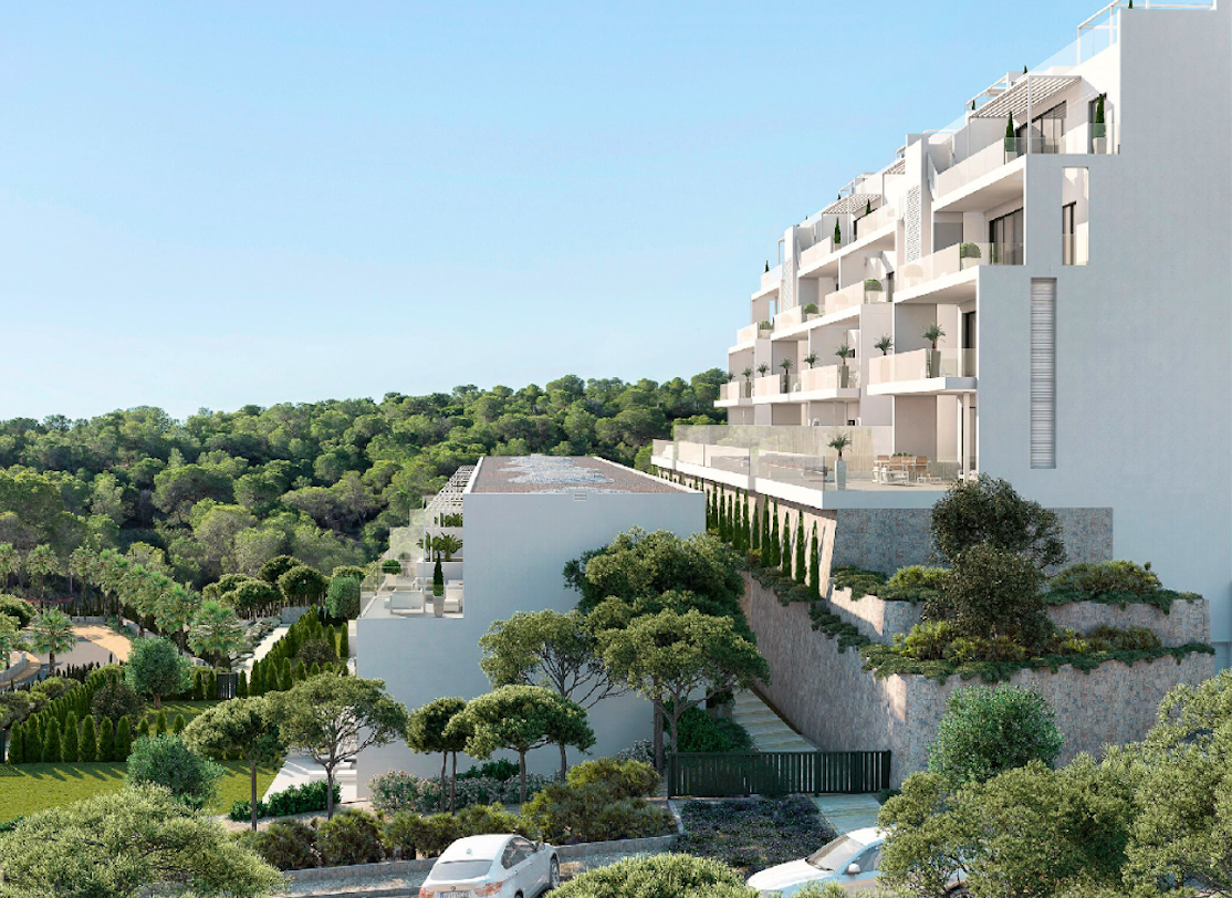 Immobilien ab 129.000 € im Las Colinas Golf & Country Club - Aussergewöhnliche Apartments, Las Colinas, Costa Blanca