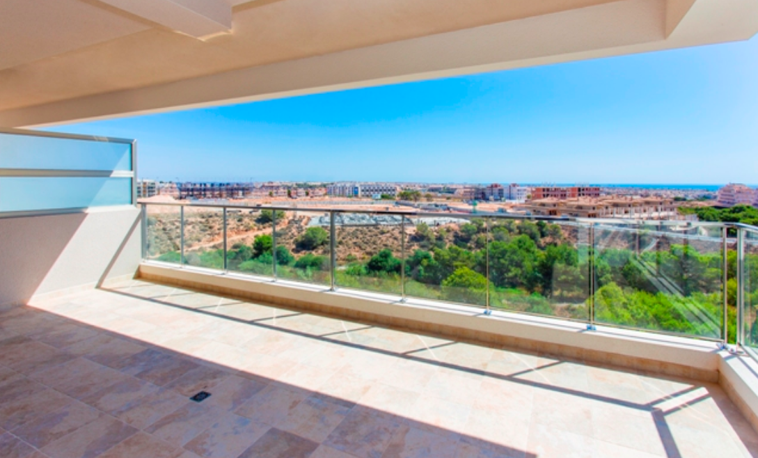 Golf Club Villamartín - Generöse Apartments mit Meerblick, Golf Club Villamartin, Costa Blanca