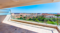 Generöse Apartments mit Meerblick, Golf Club Villamartin, Costa Blanca