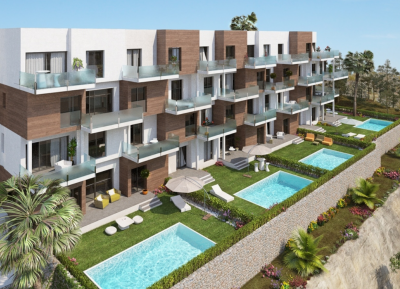 Moderne Golf-Apartments, Las Ramblas Golf Resort, Costa Blanca