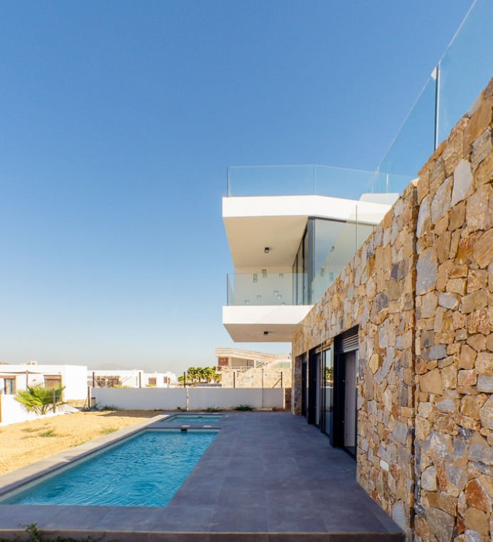 La Finca Golf & Spa Resort - Modernste Architektur Villa, La Finca Golf & Spa Resort, Costa Blanca -