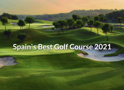 Bestes Golf Resort Spaniens Las Colinas Golf & Country Club, Costa Blanca