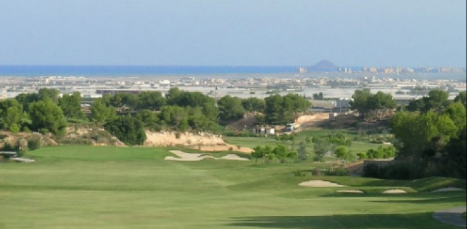 Excellent Golf Course close to Mediterranean Sea